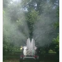 Опрыскиватели вентиляторные, для защиты грецкого ореха BOREI sprayer-4