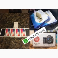 Apple iPhone X, 8, 8 +, 7 +, PS4, Canon EOS 7D и Antiminer
