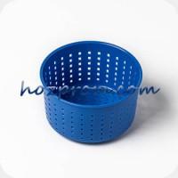 Синяя сырная форма Лазурь с выходом продукции 0, 4 - 0, 7 кг