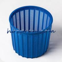 Синяя форма для мягких сыров Лазурь 2, 5 кг