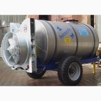 Продам Опрыскиватель вентиляторный прицепной, для защиты виноградников BOREI sprayer-6