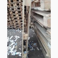Продам поддоны деревянные, дрова, топливные брикеты