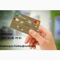 Кредитное предложение банка BNP PARIBAS