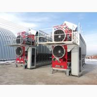 Зерносушилки, хранение транспортировка зерна